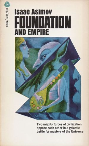 Foundation and Empire (cover)